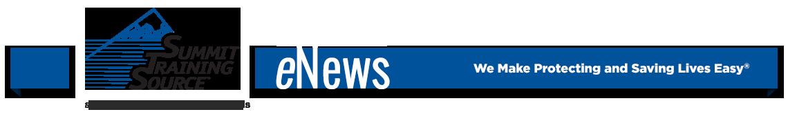 Summit Training Source - eNews