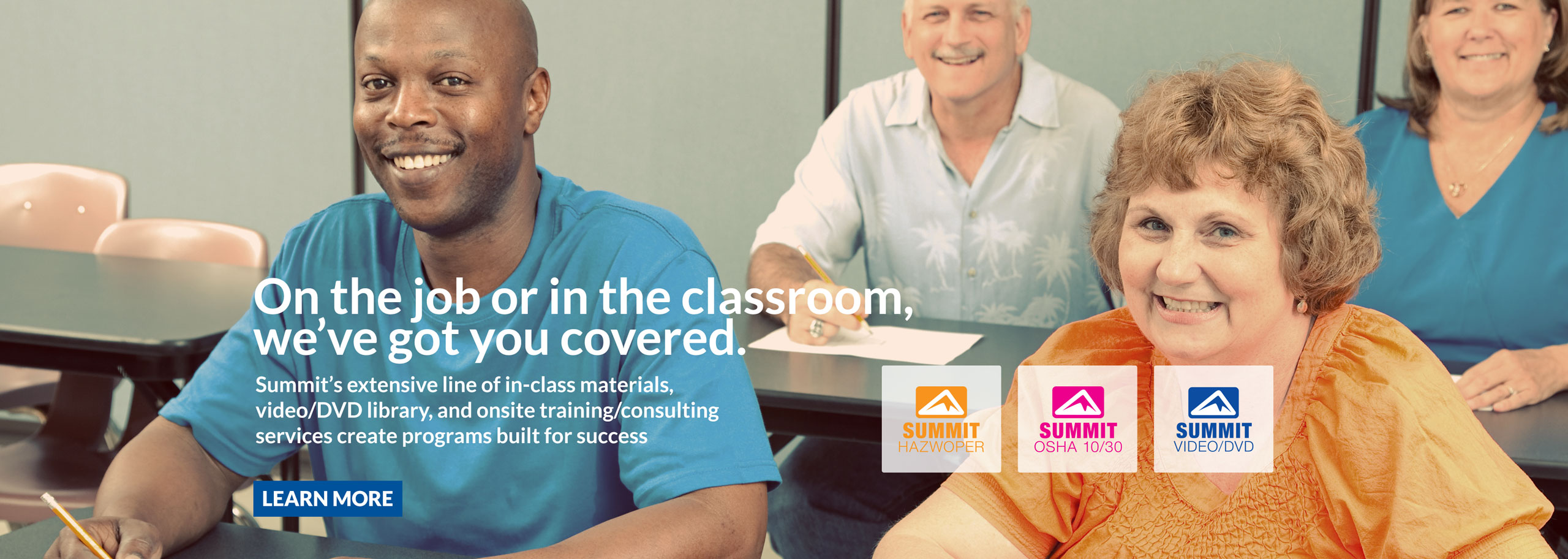 See our Training Solutions
