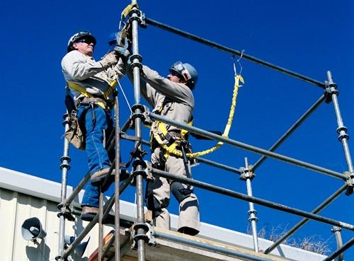 OSHA Top Ten Cited Violations